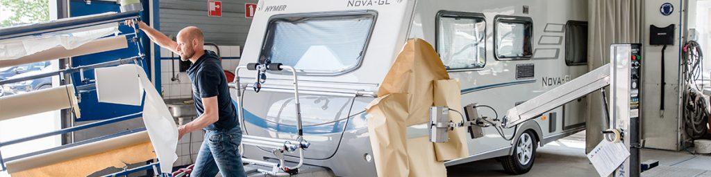 Caravanschade ABS Autoherstel