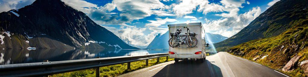Caravan Header Vakantieseizoen
