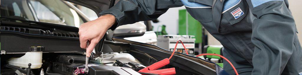 Onderhoud bij Bosch Car Service Nieuwkoop