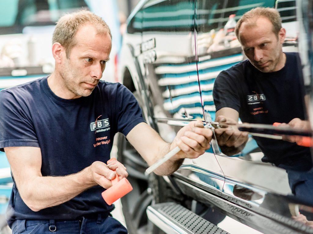 Autoschade herstel schadeherstelbedrijf