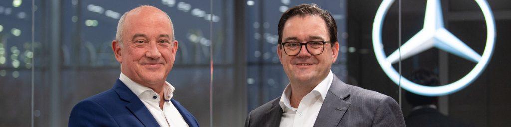 Samenwerkingsovereenkomst Mercedes-Benz Dealer Bedrijven met ABS Autoherstel Brouwer