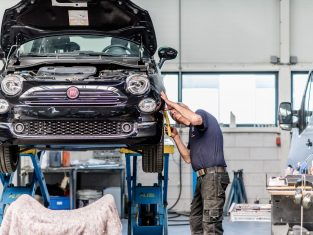 Filiaal Noordwijk ABS Autoschadeherstel
